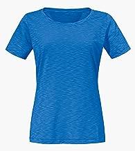 Schöffel Damen T-Shirt Verviers2, elastisches und atmungsaktives Funktionsshirt, schnelltrocknendes Damen Shirt mit höchstem Tragekomfort