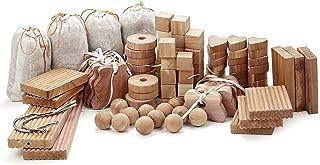 cedar blocks for wardrobes