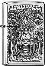 Zippo Art LION-200-Zippo Collection 2019-2005906-59,95 €, zilver, smal