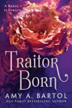 Traitor Born (Secondborn Book 2)