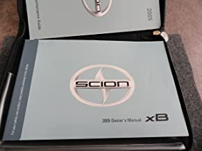 2005 Scion XB Owners Manual