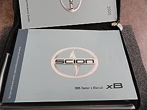 Best 2005 scion xb owner's manual Reviews