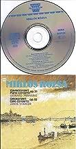 Best miklos rozsa piano concerto Reviews