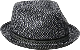 Bailey of Hollywood Men's Mannes Braided Fedora Trilby Hat