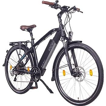 NCM Venice Plus Bicicleta eléctrica de Trekking, 250W, Batería 48V ...