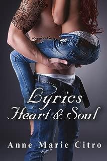 Lyrics Heart & Soul (Sistas Book 2)
