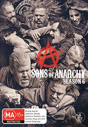 SONS OF ANARCHY: SEAS 6 (5 DISC)