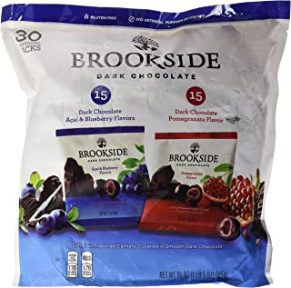 Brookside Dark Chocolate Variety Pack, 21 Ounce