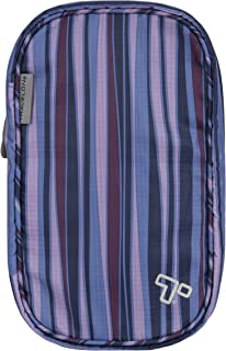 Travelon Compact Hanging Toiletry Kit, Mix Stripe, One Size