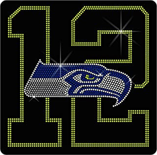 Best seahawks iron on numbers Reviews