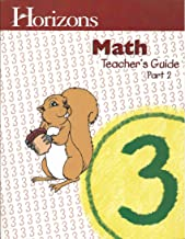 Horizons Math Teacher's Guide Grade3, Part 2