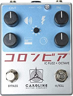 Caroline Shigeharu Fuzz and Octave Pedal Throwback Can CME Exclusive