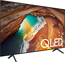 "Samsung QN55Q60RAFXZA 55"" (3840 x 2160) Smart 4K Ultra High Definition QLED TV - (Renewed)"