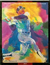 1993 Cooperstown Hall of Fame Induction Yearbook (122 pg) and Program (16 pg) ft: Reggie Jackson - Loaded with photos, stats and information about all HOFers Near-Mint to Mint