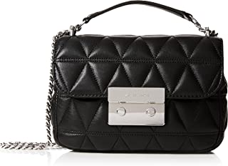 Michael Kors 30S7SSLL1LSMCHAINSHLDR001_BLACK Clutch bags