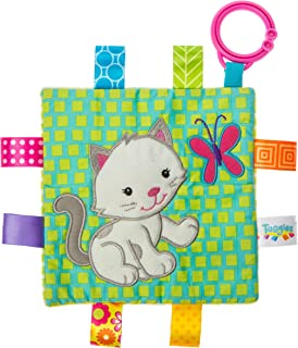 Taggies Crinkle Baby Toy Kitten