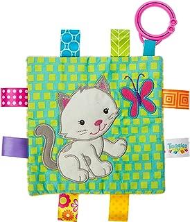 Taggies Crinkle Me Baby Toy, Kitten