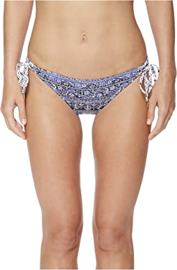 Tika Tiles Reversible Side-Tie Bikini Bottom