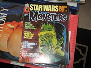 Best famous monsters magazine star wars Reviews