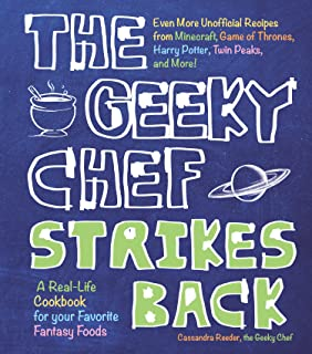 The Geeky Chef Strikes Back (English Edition)