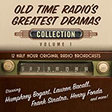 Old Time Radio's Greatest Dramas, Collection 1