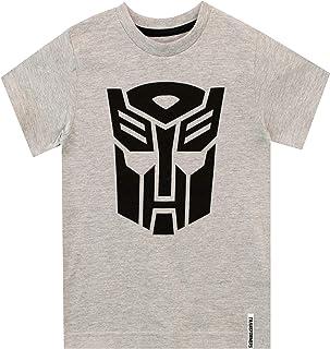 Transformers Camiseta de Manga Corta para niños Autobots