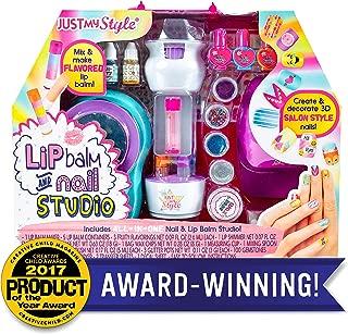 Just My Style Lip Balm and Nail Studio by Horizon Group USA