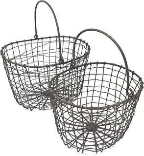 Best nesting wire baskets Reviews