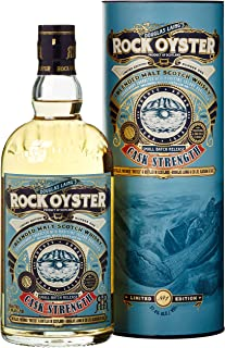 Rock Oyster Douglas Laing Cask Strength Limited Edition No. 1 mit Geschenkverpackung 1 x 0.7 l