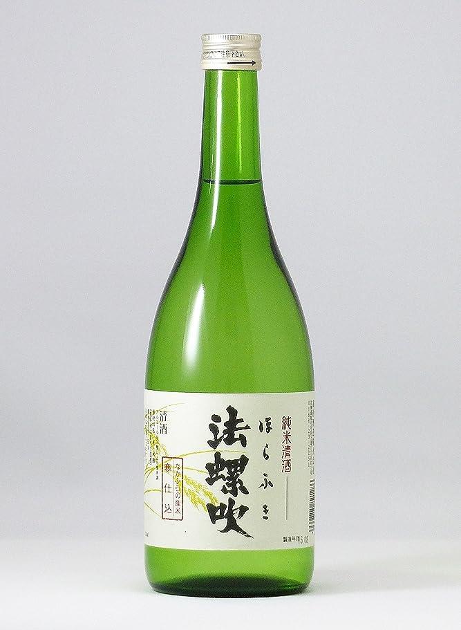 万歳地元クロール高砂酒造 黒松高砂 純米「法螺吹」 [ 日本酒 720ml ]
