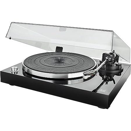 Dual Cs 550 Halbautom Plattenspieler Anthrazit Elektronik