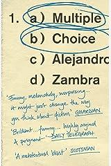 Multiple Choice Kindle Edition