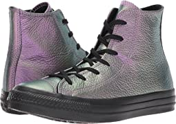 Converse - Chuck Taylor® All Star® Iridescent Leather Hi