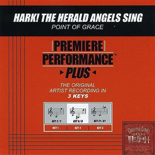 Hark The Herald Angels Sing Key C F Premiere Performance