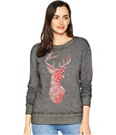 Long Sleeve Slouchy Pullover