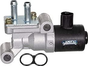 APDTY 104248 Idle Air Control Valve IAC Motor Fits 1997-2000 Acura EL w/Manual Trans 1996-2000 Honda Civic EX w/Manual Trans (Replaces 36450-P2J-J01, 36450P2JJ01)