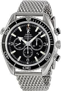 Omega Men's 2210.52.00 Seamaster Planet Ocean Chronograph Dial Watch