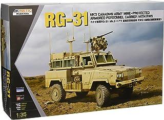 キネティックモデル 1/35 カナダ陸軍 RG-31 Mk.3 ニアラ装輪兵員輸送車 RWS<遠隔式機銃搭載型> 【K61010】