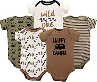 Unisex Baby Cotton Bodysuits