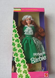 Irish Barbie - Dolls of the World Collection