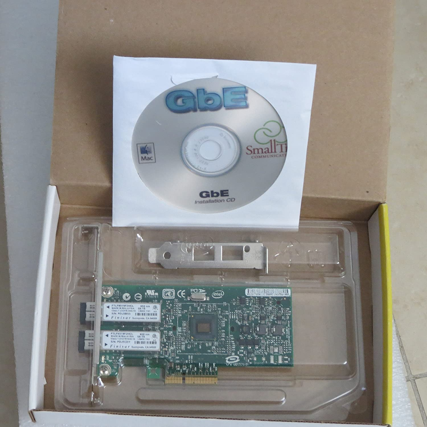 Intel - Seattle Mall Easy-to-use PRO 1000 PF Server Adapter Dual Port