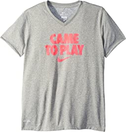 Nike Kids - Dry Came To Play Training T-Shirt (Little Kids/Big Kids)