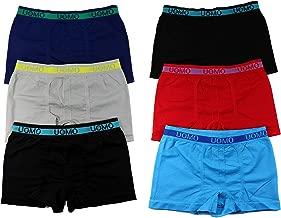 12er Pack Jungen Mikrofaser Boxershorts Kinder Unterhosen Kids Unterw/äsche Gr/ö/ße 98-164 A.B-2080