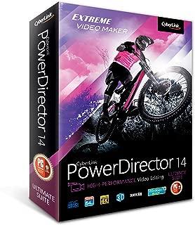 Cyberlink PowerDirector 14 Ultimate Suite