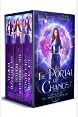 Chronicles of the Unwanted Princess The Halfling Fae Academy: Complete Boxset Kindle Edition