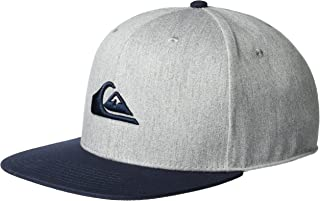 قبعة بيسبول رجالي من Quiksilver مطبوع عليها صورة كلب الهامستر