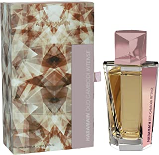 Al Haramain Oudh Cambodi Eau de Perfume for Unisex, 100 ml