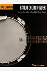 Banjo Chord Finder: Easy-to-Use Guide to Over 2,800 Banjo Chords Kindle Edition