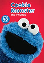 cookie monster and friends dvd