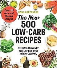 500 low carb recipes book